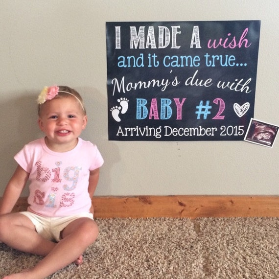 Only Child Announcement Big Sister Announcement Big – Big Sister Birth Announcement