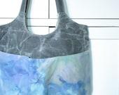 blue skies go anywhere bag