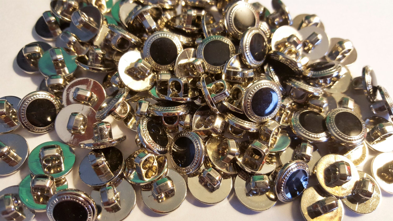 Bulk buttons for crafts -  7 75