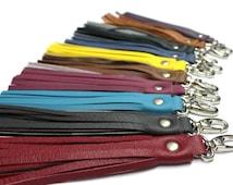 ysl discount bags - mixed-media fringe charm for handbag, black multi