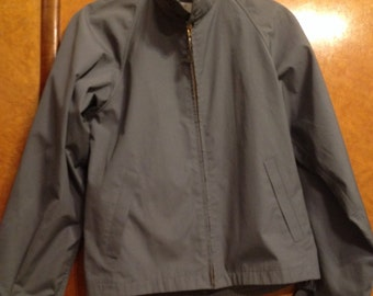 London Fog men's jacket 1980's size 38 regular