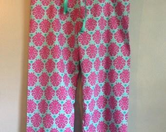 Lounge Pants - Damask Lounge Pants