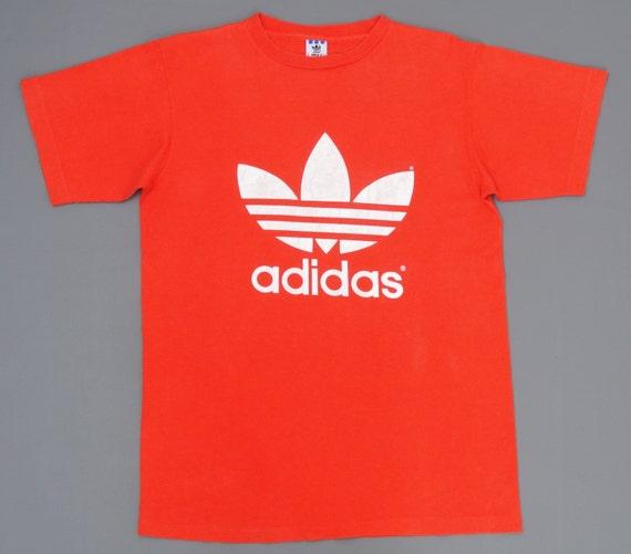 Adidas shirt men medium vintage 90s adidas t shirt vintage for Adidas classic t shirt