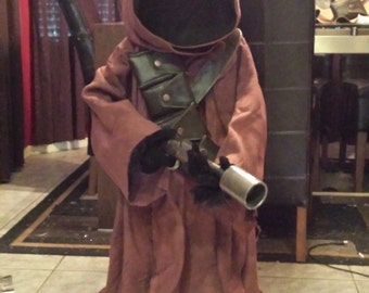 Star Wars Life Size Custom Hand Made Jawa Prop