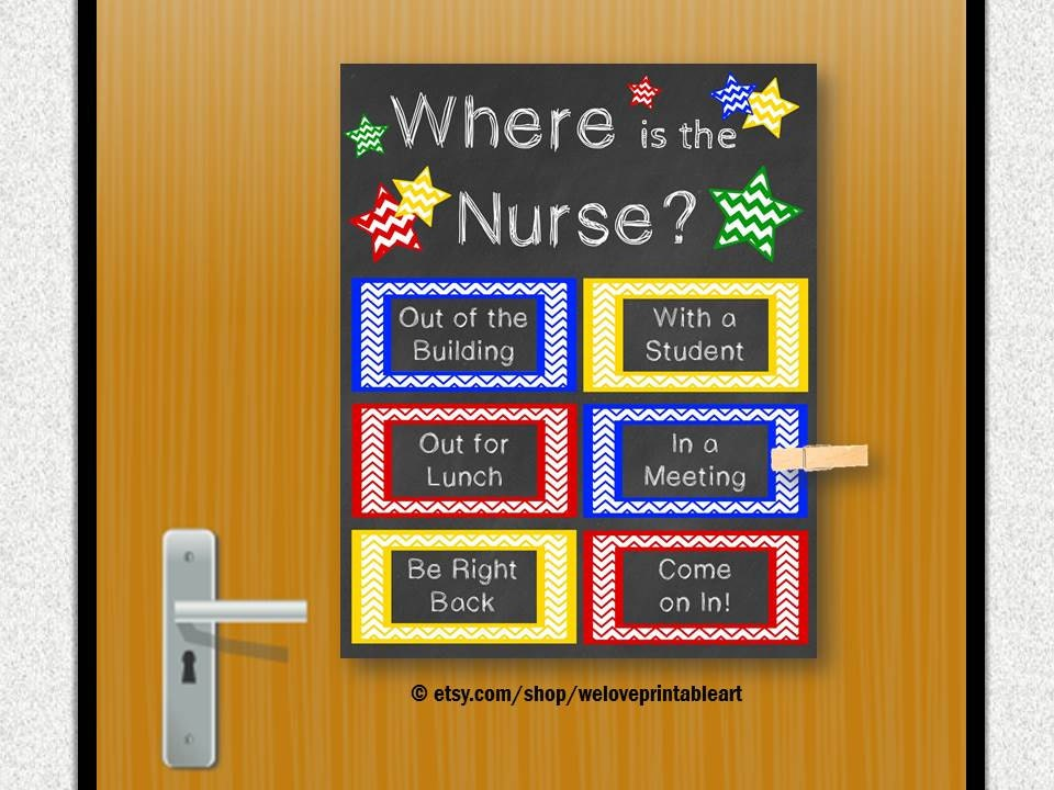 Cool School Nurse Office Decorating Ideas The Medics Office