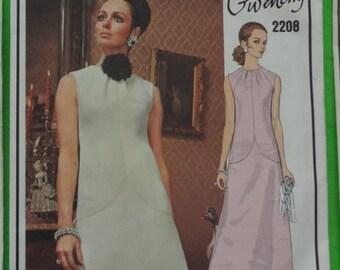 Givenchy Vogue Paris Original  2208 Size 10