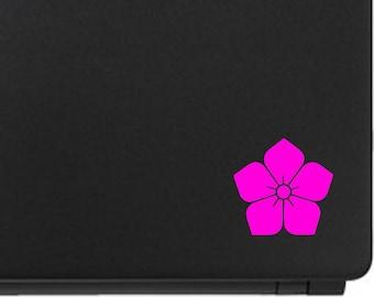 """2"""" Flower Vinyl Decal Sticker"""