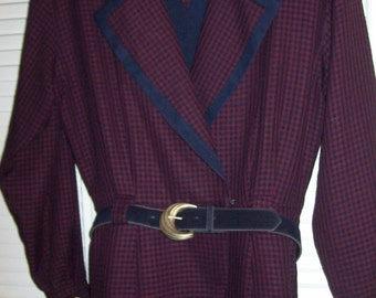 Vintage Danny & Nicole Career Jacket- Dress for Women  Size 12 Neat business find !