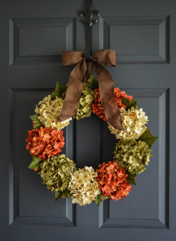 Fall Wreath Wreaths Front Door Wreaths Outdoor Wreaths