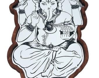 Ganesha Mirror