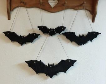 Halloween Decor, Bat, Holiday Decoration,