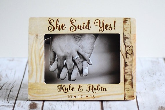Wedding Gift Amounts: Engagement Gift Engagement Gifts Engraved She By