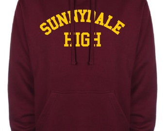 Sunnydale High School Class of 99 Men's Women's Unisex Cotton Hoodie Retro Geek Buffy the Vampire Halloween Costume, Christmas, Gifts, NEW