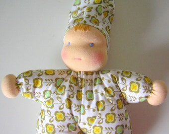 First Waldorf doll