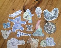Childhood Memories Sticker Pack