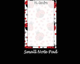 Small Note Pad