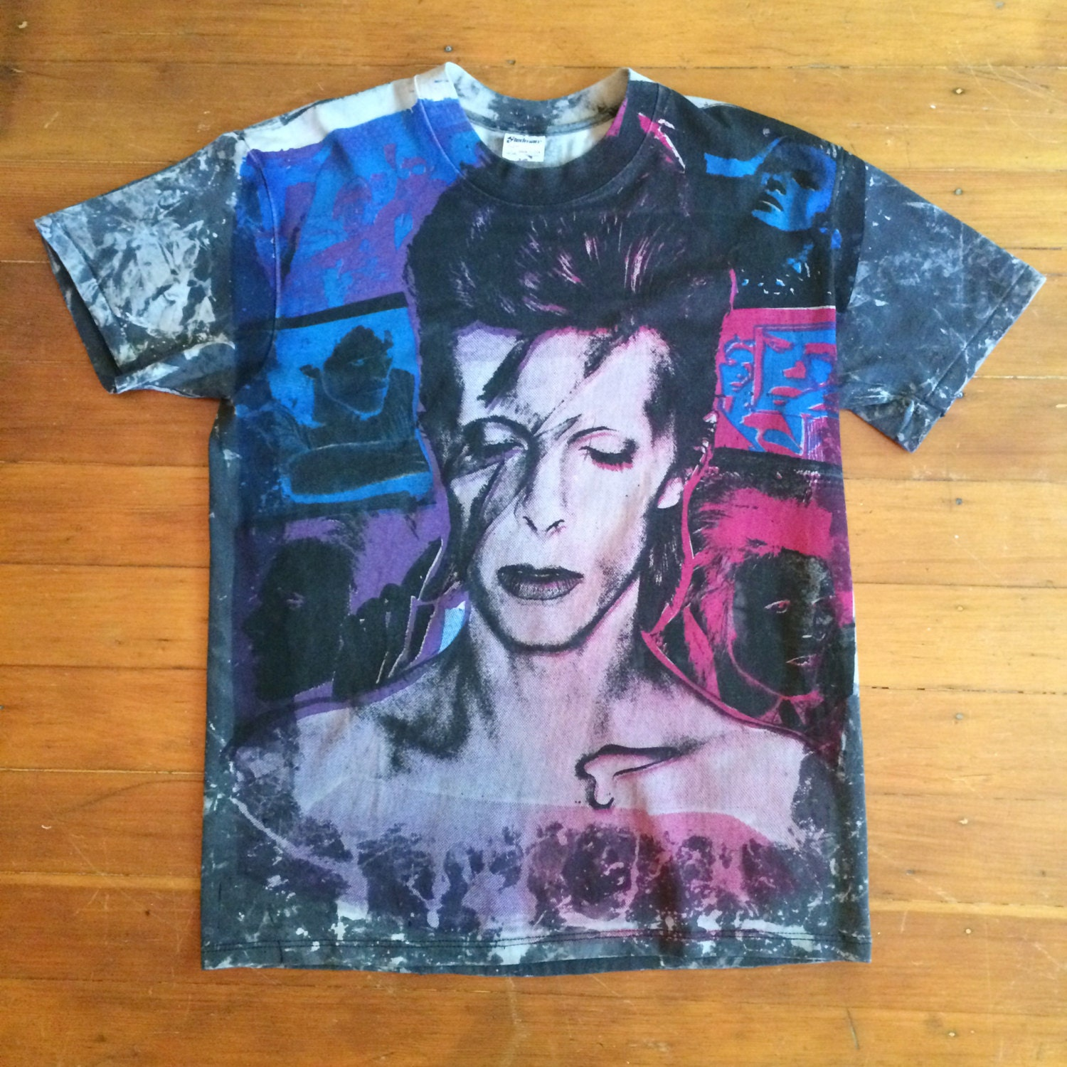 David Bowie: Vintage T-Shirts Redbubble