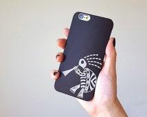iPhone 6 Aztec Turtle Design Case, iphone 5 tribal native, iphone 4 case, cute iphone 6 case, iphone 5 animal case, iphone 5c case cover