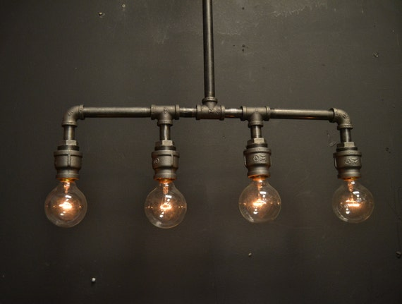 Industrial Lighting Decor Ideas