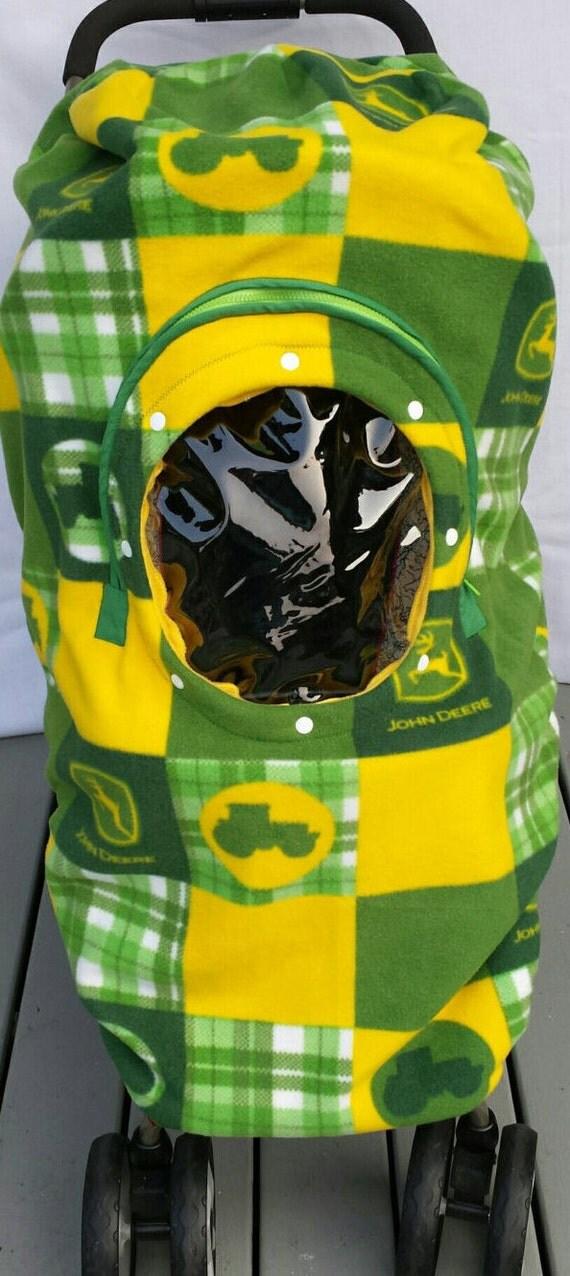 Jd Handmade Creations: John Deere Baby Cozy Hand Made Custom By Mamasgotmecovered