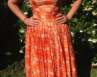 Beautiful Gigi Young Vintage Party Dress