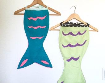 Mermaid Tail, Halloween Costume, Dress Up, Mermaid, Pretend Play, Ready to Ship