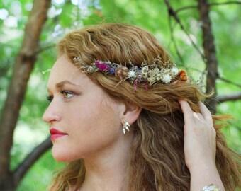 Angelina Crystal Earrings, Bridal Stud Earrings,  Embedded Swarovski Crystals, Bridal Jewellery, Wedding Jewelry, Romantic Boho Accessories