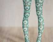High stockings rococo style for BJD