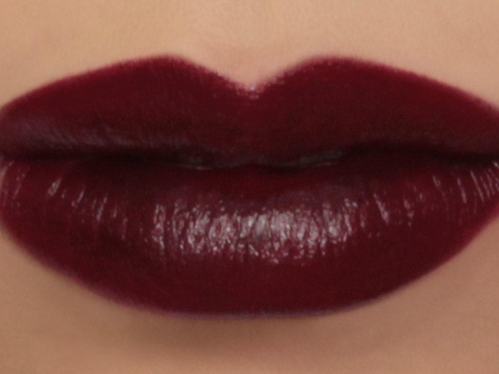 how to make vegan red lipstick