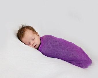 Newborn Fabric Backdrop Posing Beanbag Fabric Newborn Backdrop Newborn Photography Fabric White Rib Knit Stretch Fabric Photo Prop 2 yds