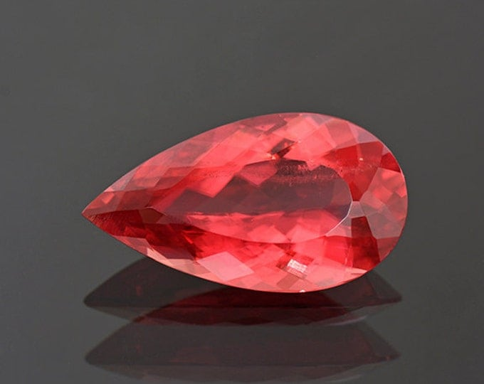 SALE EVENT! Exceptional Quality Red Rhodochrosite Gemstone from Brazil 15.86 cts