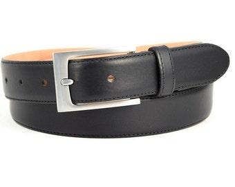 Black elegant belt