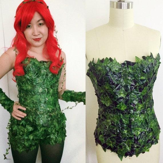 Poison Ivy Batman Comic Costume Ready to ship Batman P...