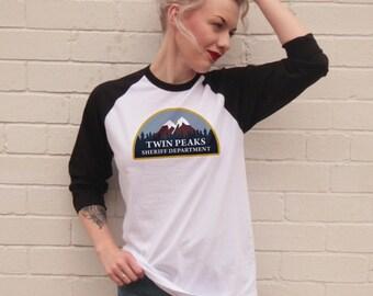 Vintage Style Twin Peaks Jersey/T-Shirt