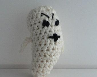 Halloween Decor Halloween Plush Ghost Toy Stuffed Toy Amigurumi Ghost Ghost Plush Room Decoration Halloween Party Decor