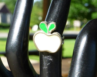 Yellow Apple Ring