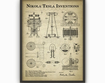 Tesla Wireless Electricity Plans Tesla The True Wireless