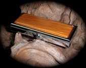 Pill Case  50.000 Years  Old - Ancient Kauri Wood - Pill Box - Pill Case - Birth Control Pill Case - Travel Pill Box - Pill Holder -
