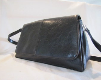 Liz Claiborne Black Shoulder Bag Purse