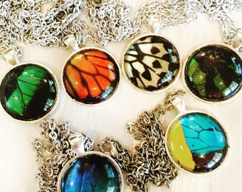 Medium size butterfly pendants