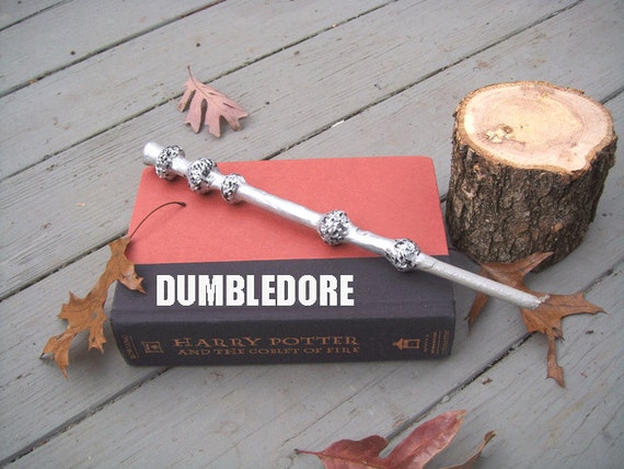 Dumbledore wand harry potter wand wizard cosplay choose harry for Dumbledore wooden wand