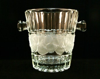 Barolac Czech Crystal Ice Bucket
