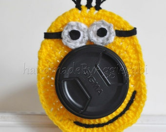 minion camera lens buddy photo prop