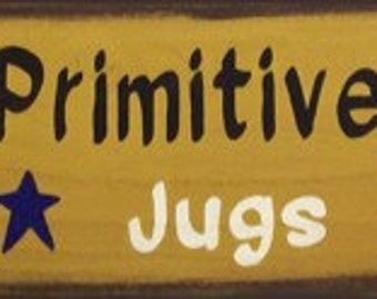The Olde Primitive Kitchen Fence Board Primitive Rustic Sign Home Decor