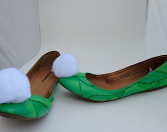 Tinkerbell shoes Pixie Hollow Fairies