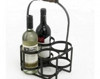 Durban Ville Wine Carrier or Wine Rack