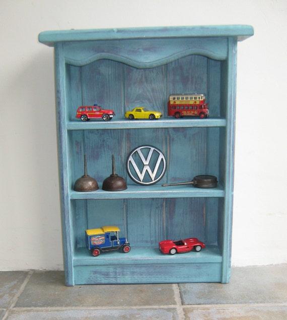 Chalk Paint For Kitchen Cabinets Uk: Handmade Wooden Trinket Shelf Unit Painted In Annie Sloan