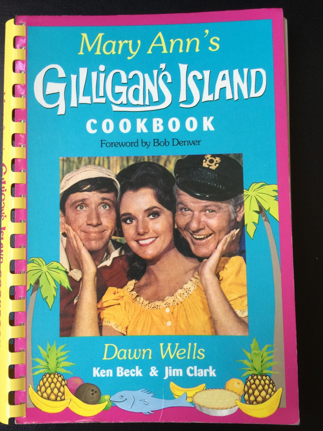 Mary Ann S Gilligan S Island Cookbook