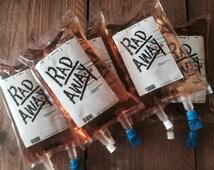 SALE Rad away IV bag fallout