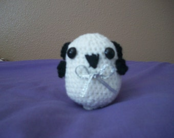 Teeny Panda Plushie